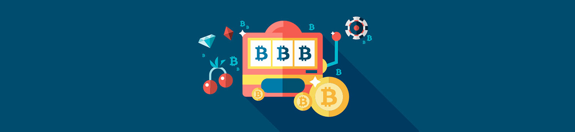 Bitcoin casino spilleautomater