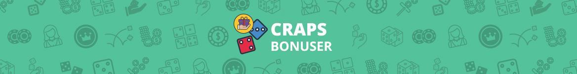 Craps Bonuser