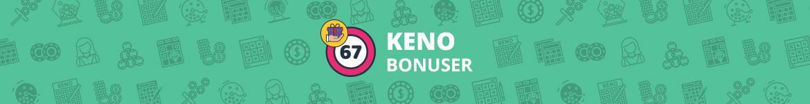 Keno Bonuser