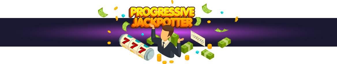 progressive jackpotter