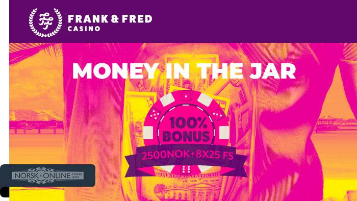 Frank & Fred Money in the Jar