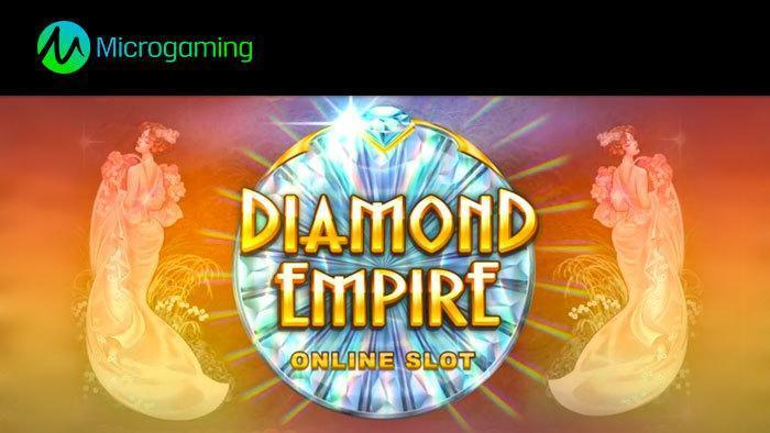 Diamond empire online slot microgaming