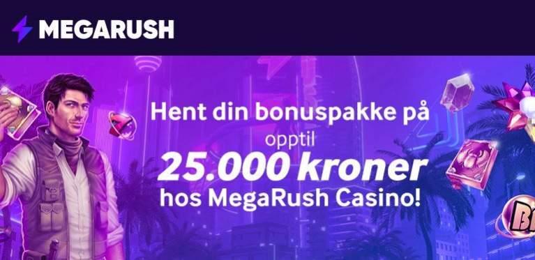 MegaRush tilbud