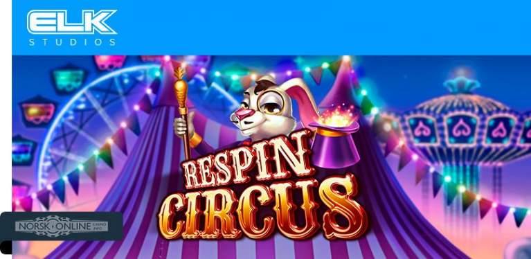 respin circus ELK Studios